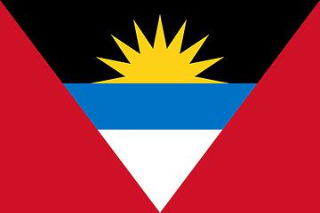 Flagge Antigua und Barbuda