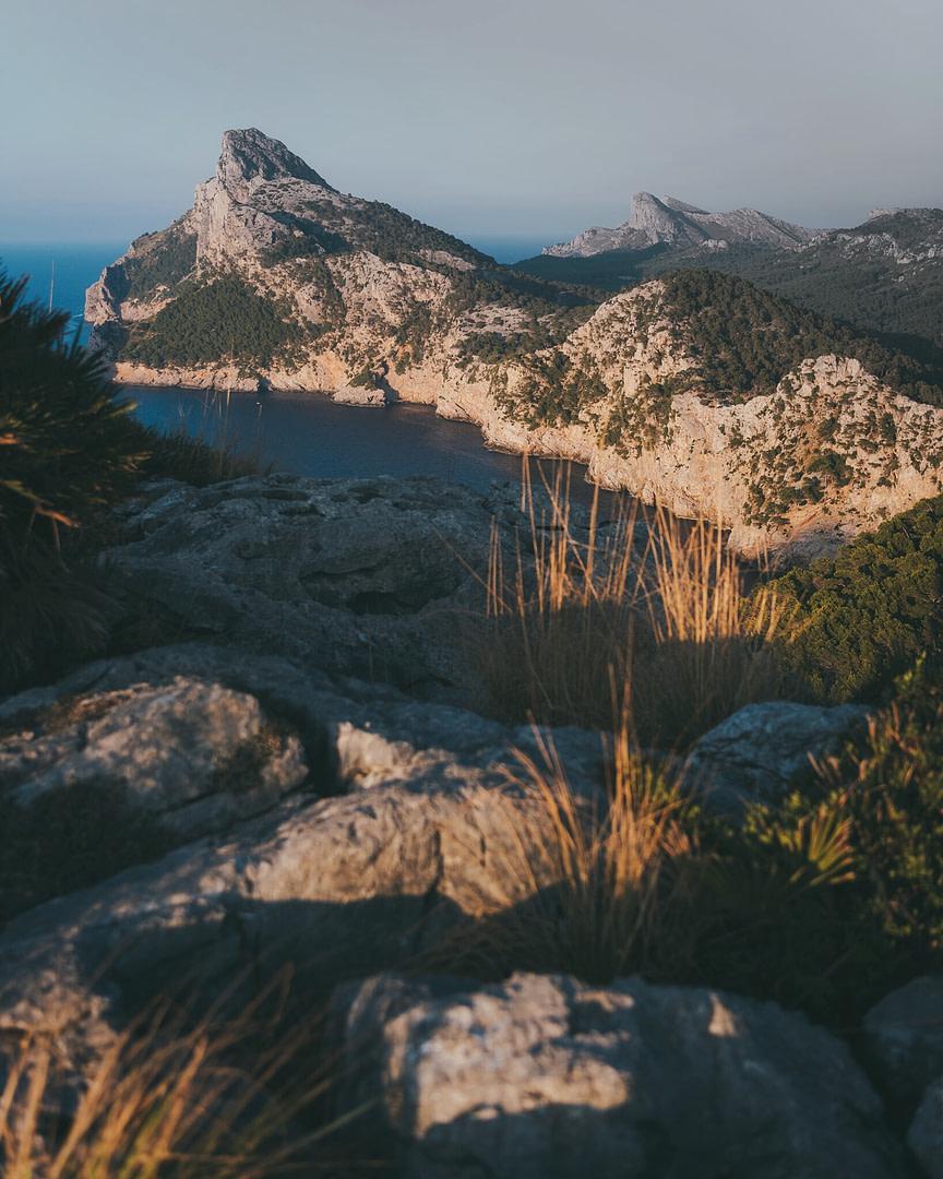Mallorca Kap Formentor