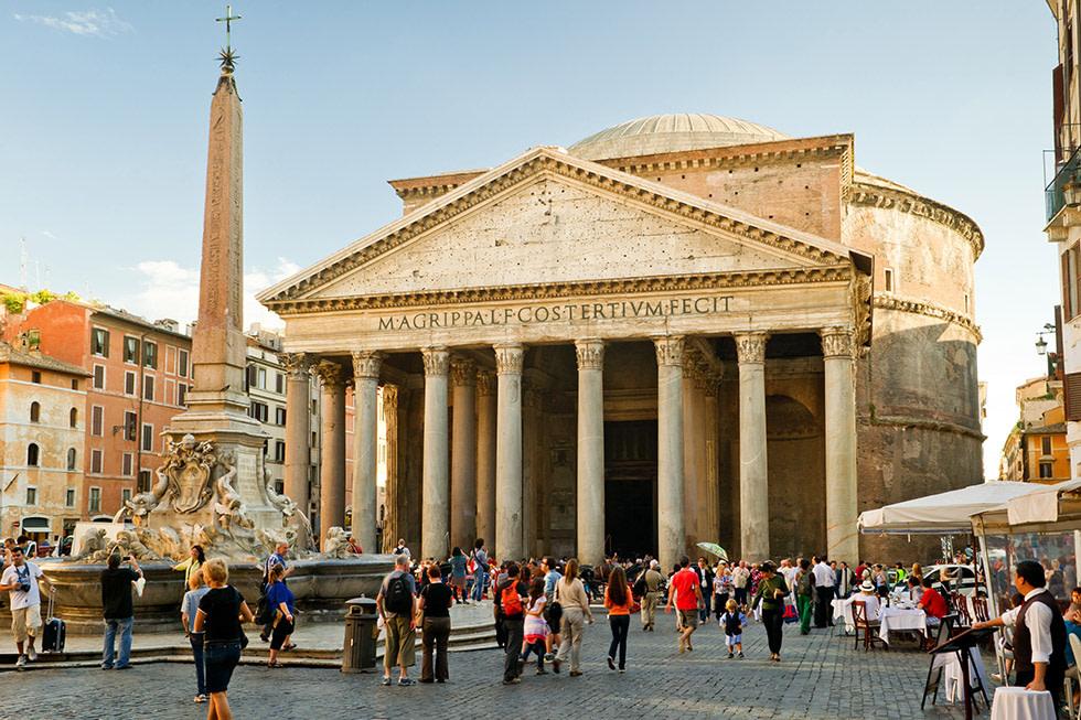 Rom mit der ganzen Familie erleben