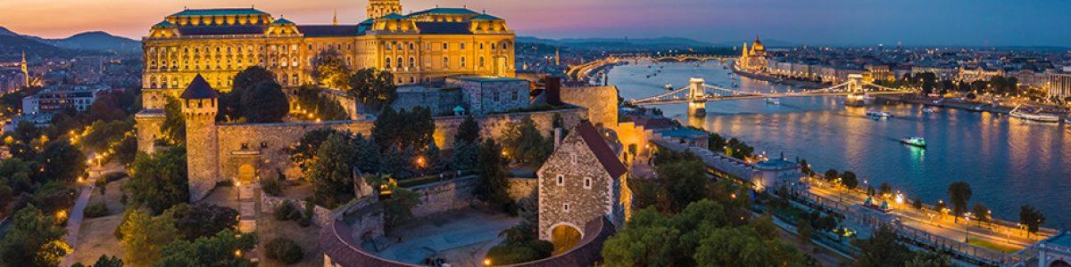 Budapest Skyline 2