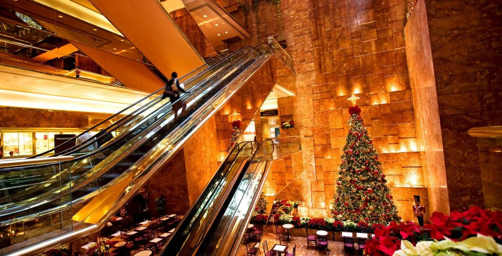 Christmas Shopping in New York City