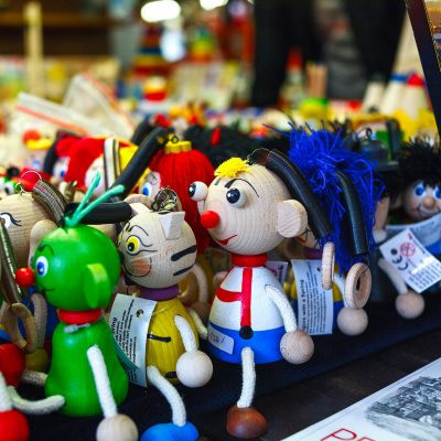 Prag Spielzeug