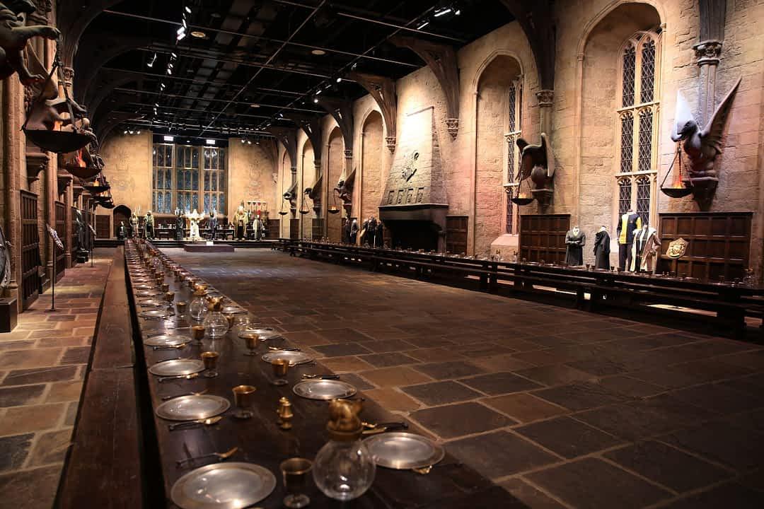 Große Halle aus Harry Potter