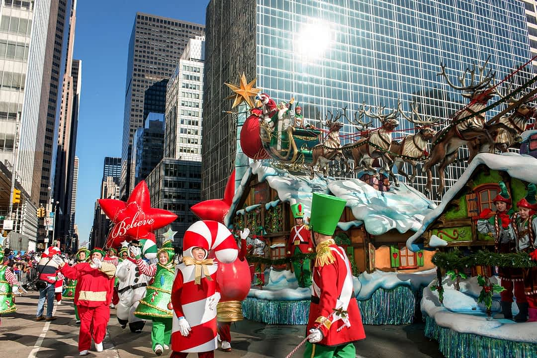 Thanksgiving Parade in New York