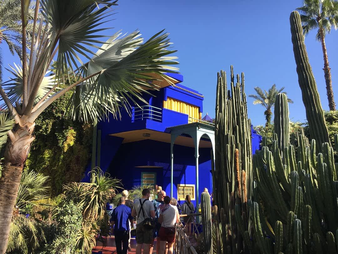 Jardin Majorelle von Marrakesch