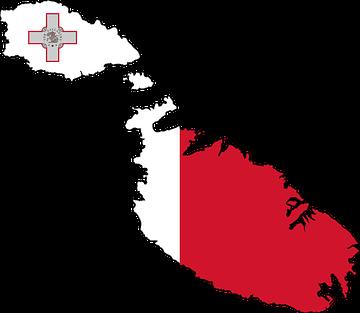 Malta-Karte