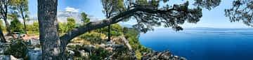 Panorama Natur Kroatien