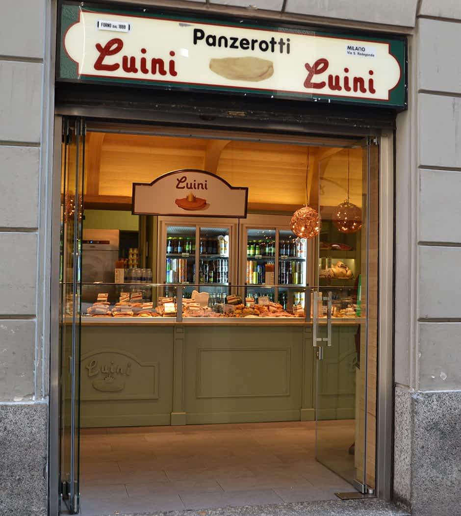 Luini Panzerotti