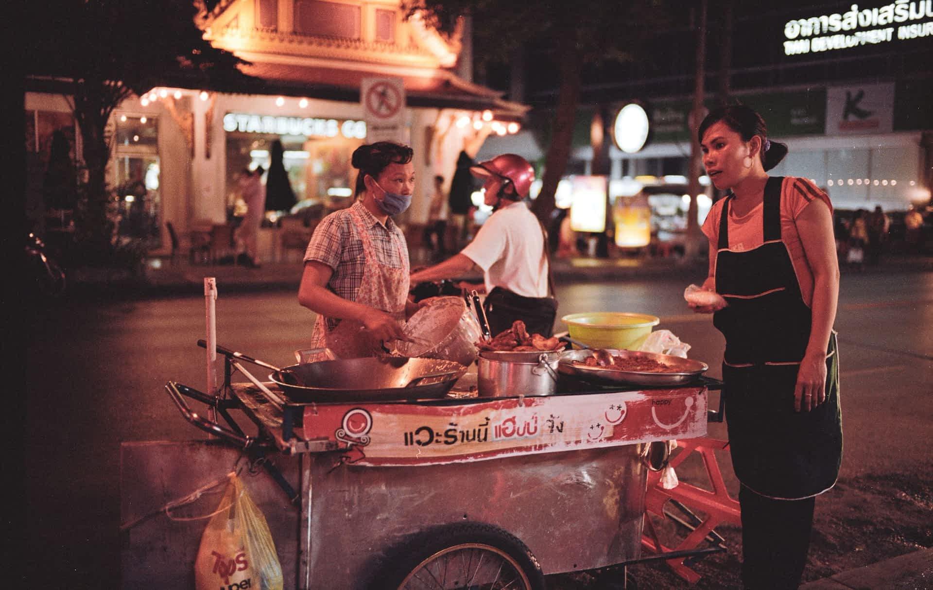 Bangkoks Garküchen