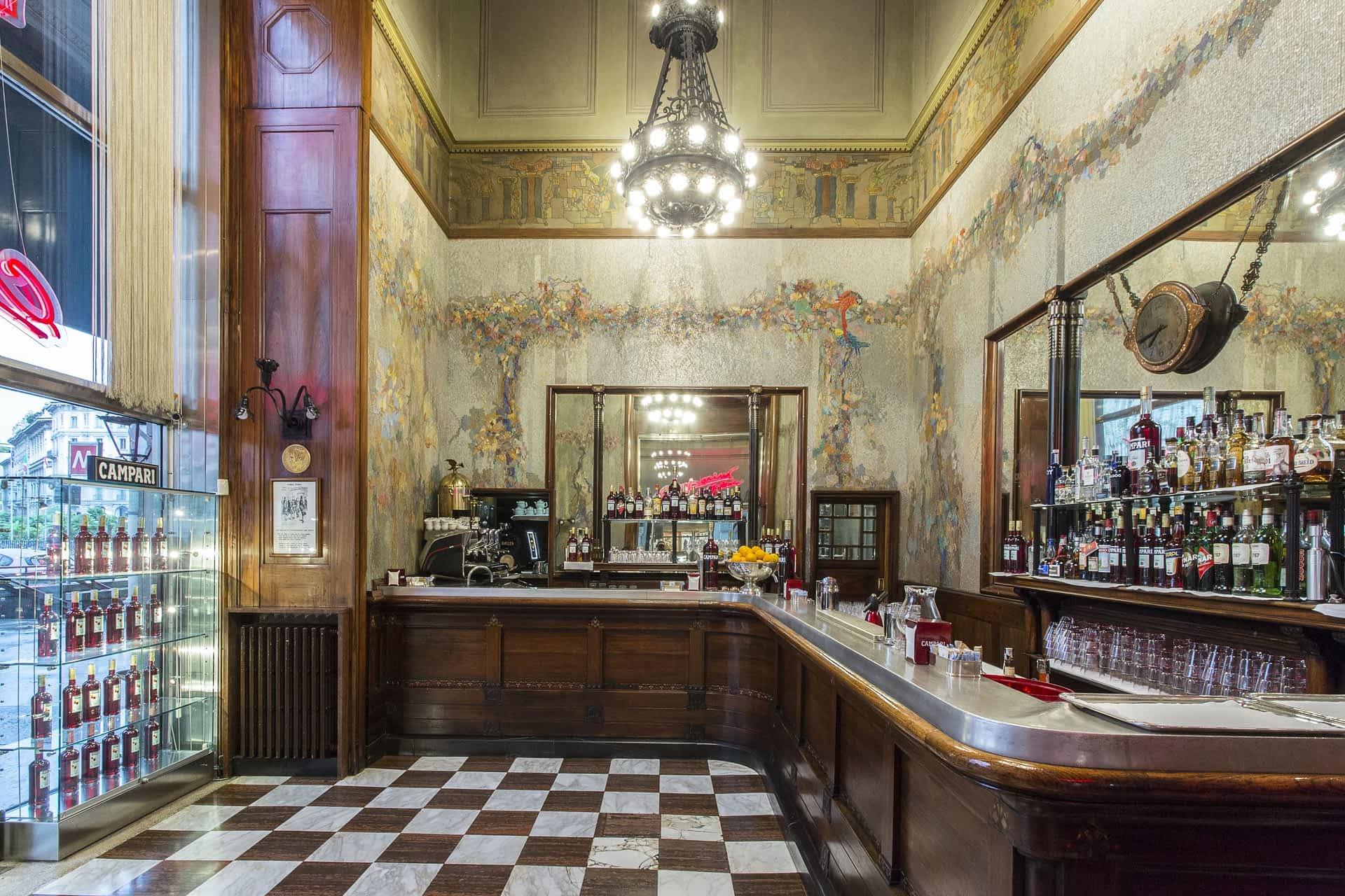 Camperino Bar in Mailand