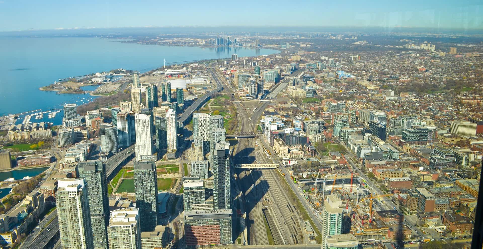 Toronto View Coast City