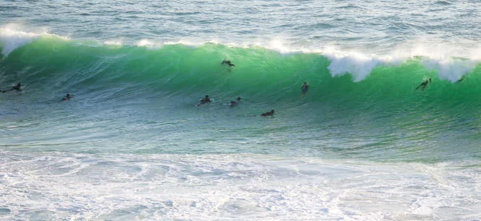 Surfer Camps Bay