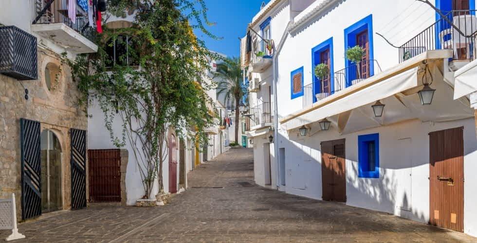 d'Alt Vila, Ibiza