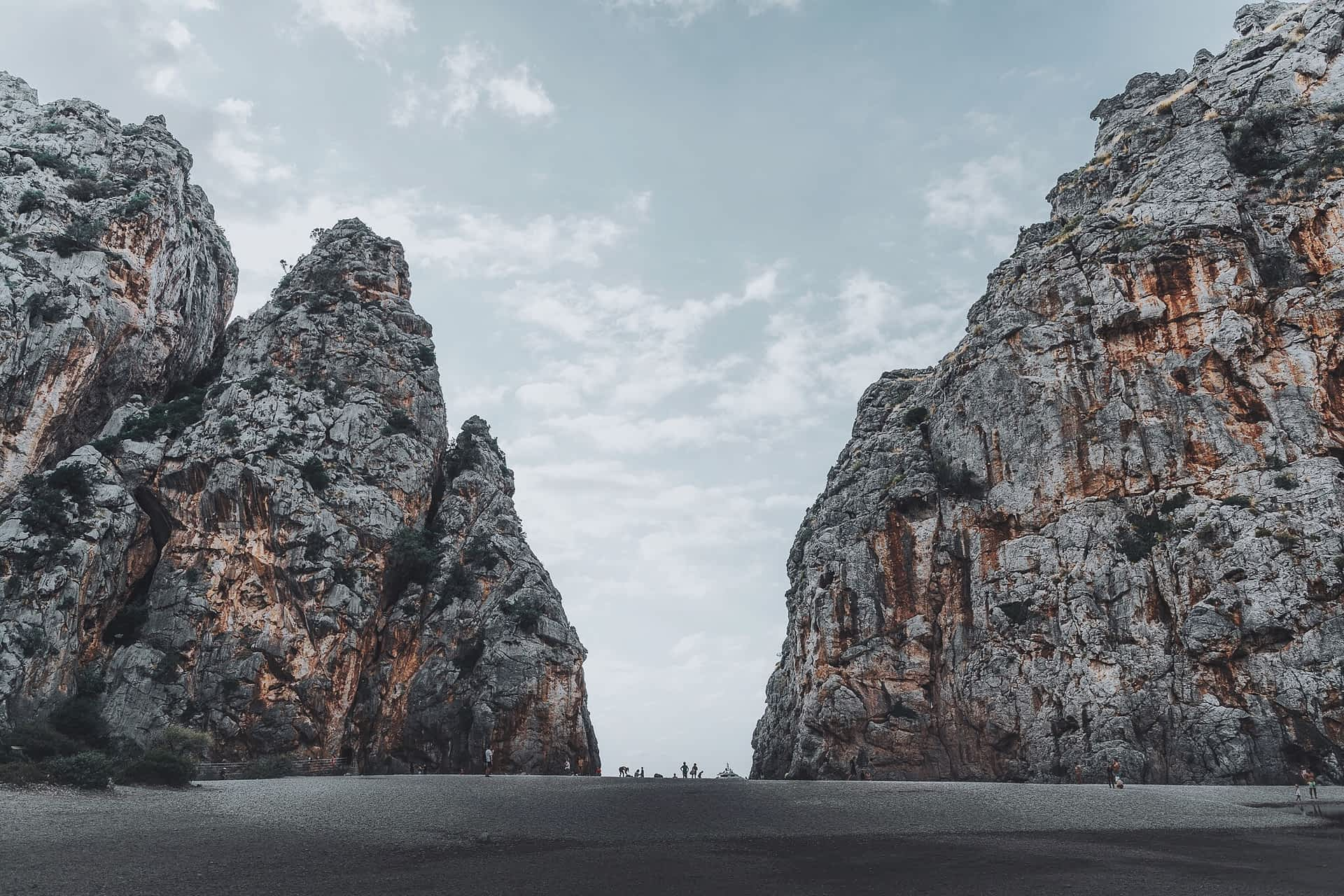 Jurassic Küste Mallorca