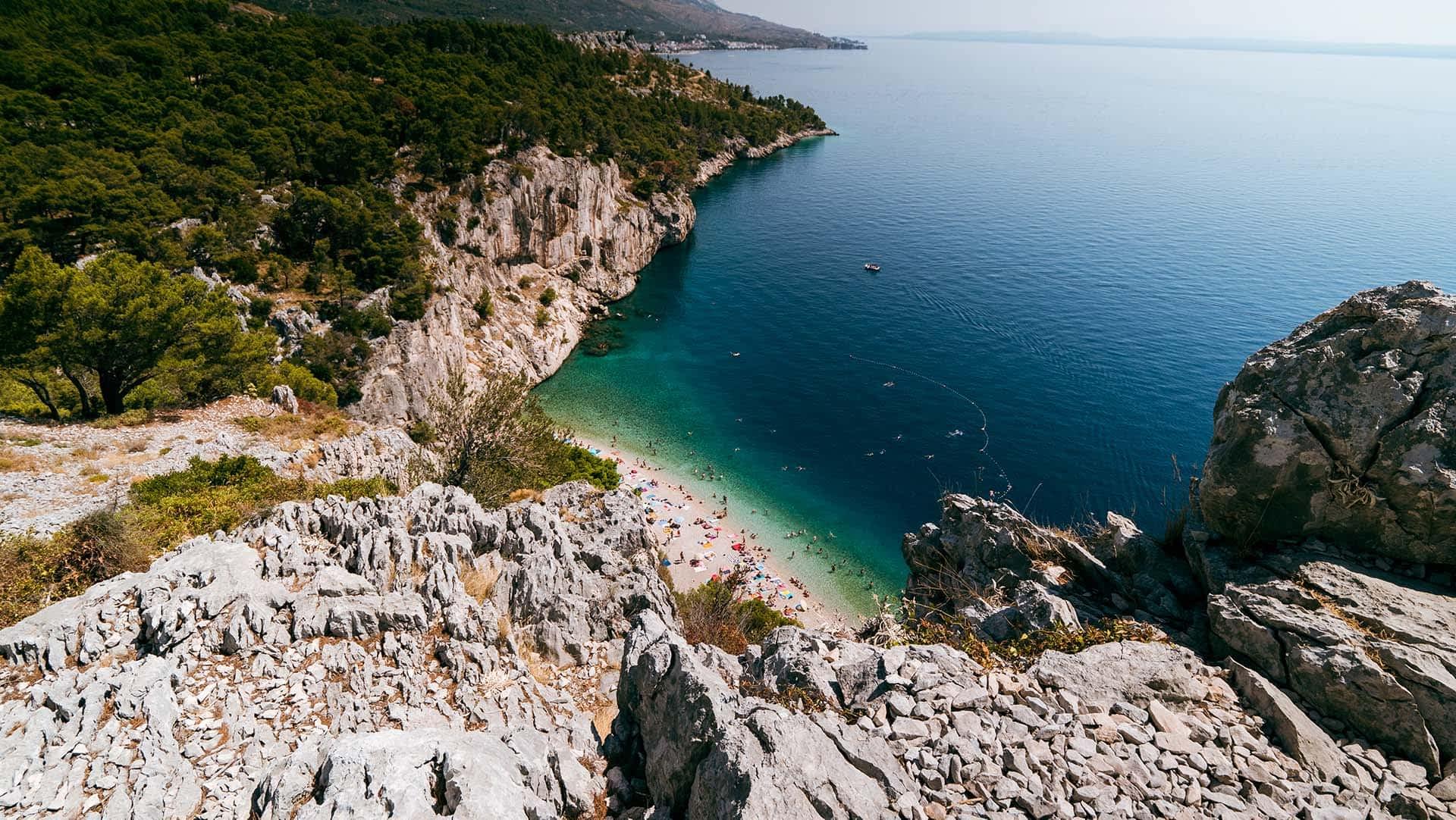 Kroatien-Meer und Natur-2