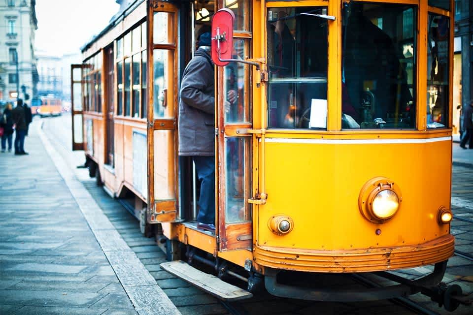 Mailand Tram