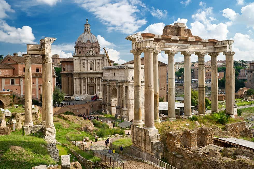 Antikes Rom erleben