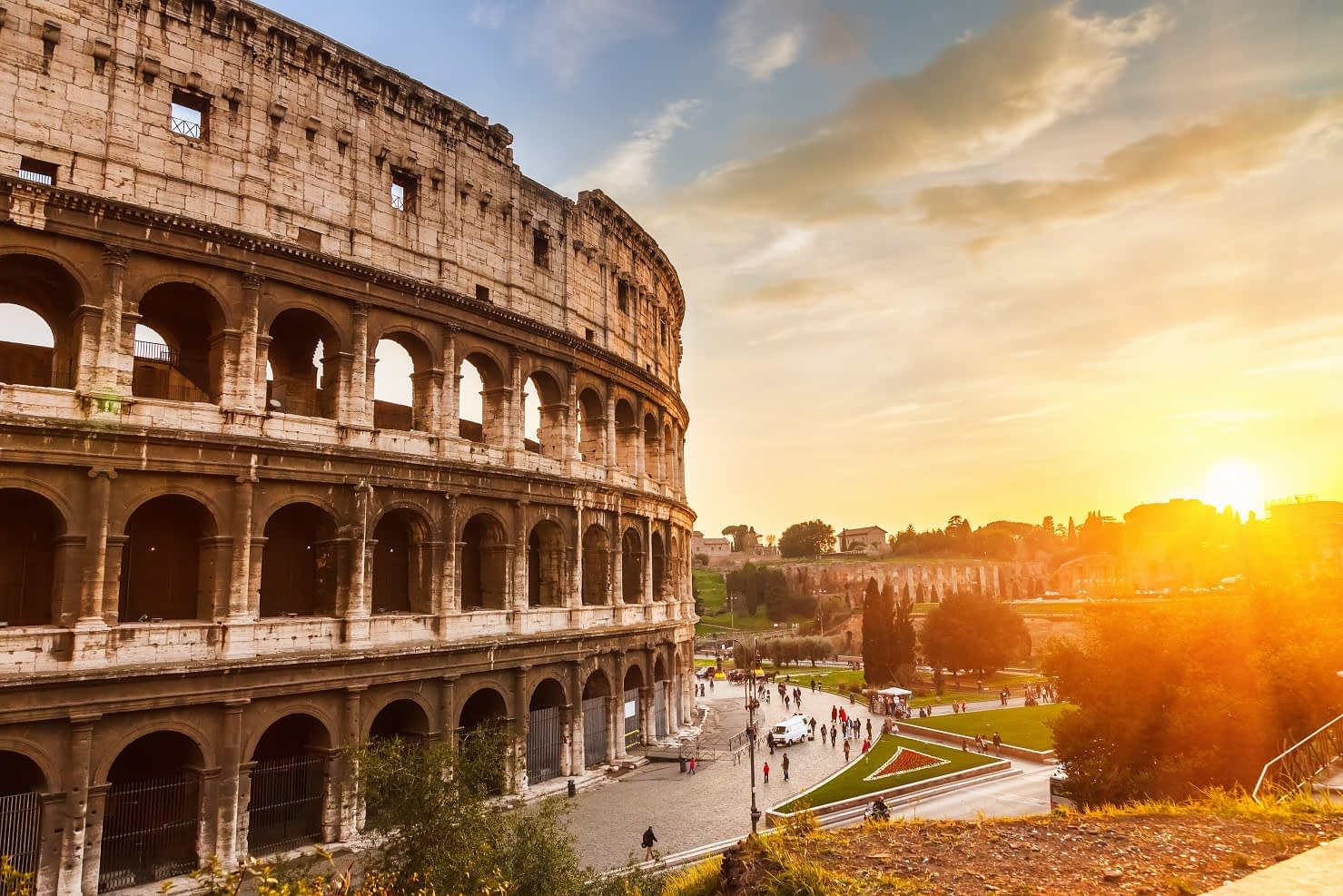 Rome with the whole family