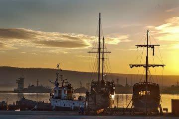 Hafen von Varna