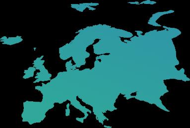 Europa Karte Kontinent