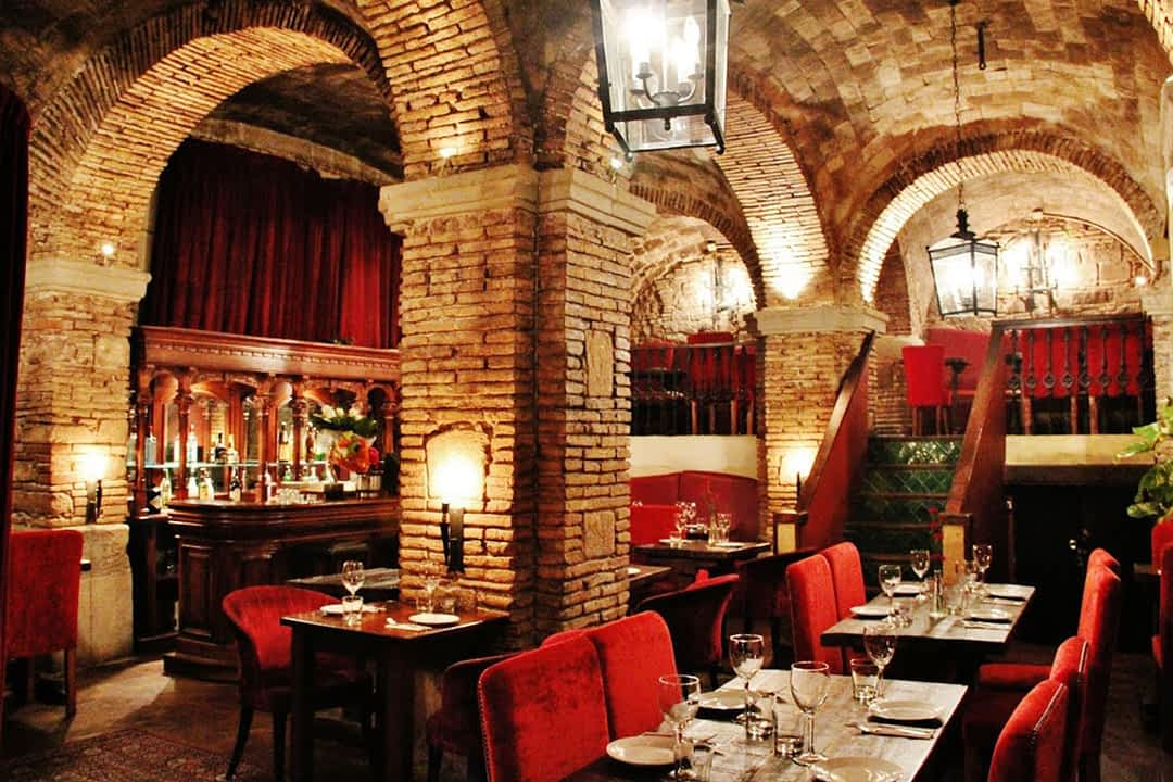 Restaurant La Luna in Barcelona