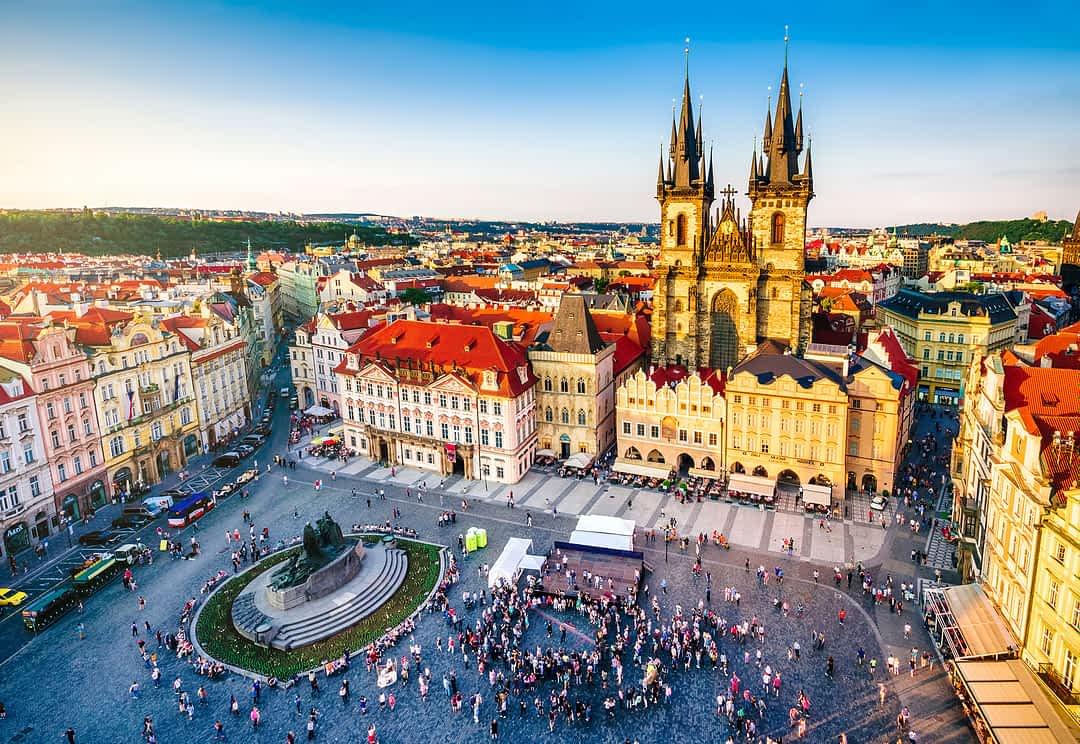 Prag Altstadt