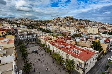 Las Palmas Cran Canaria