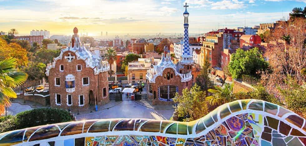 3.Spanien (BER – MAD & BCN – BER)